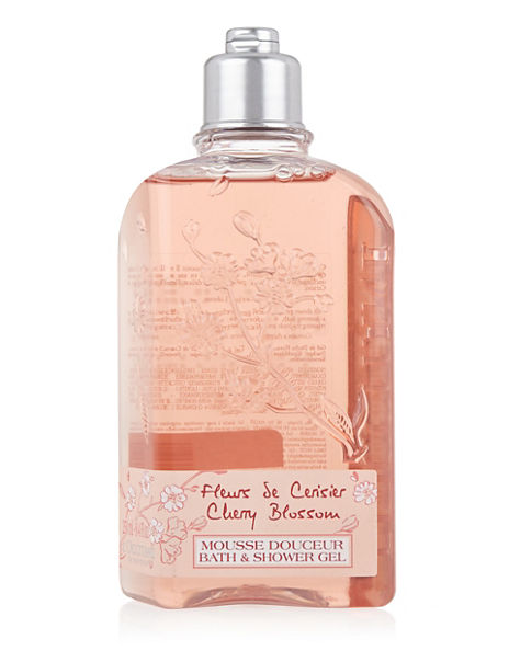 Cherry Blossom Bath & Shower Gel 250ml