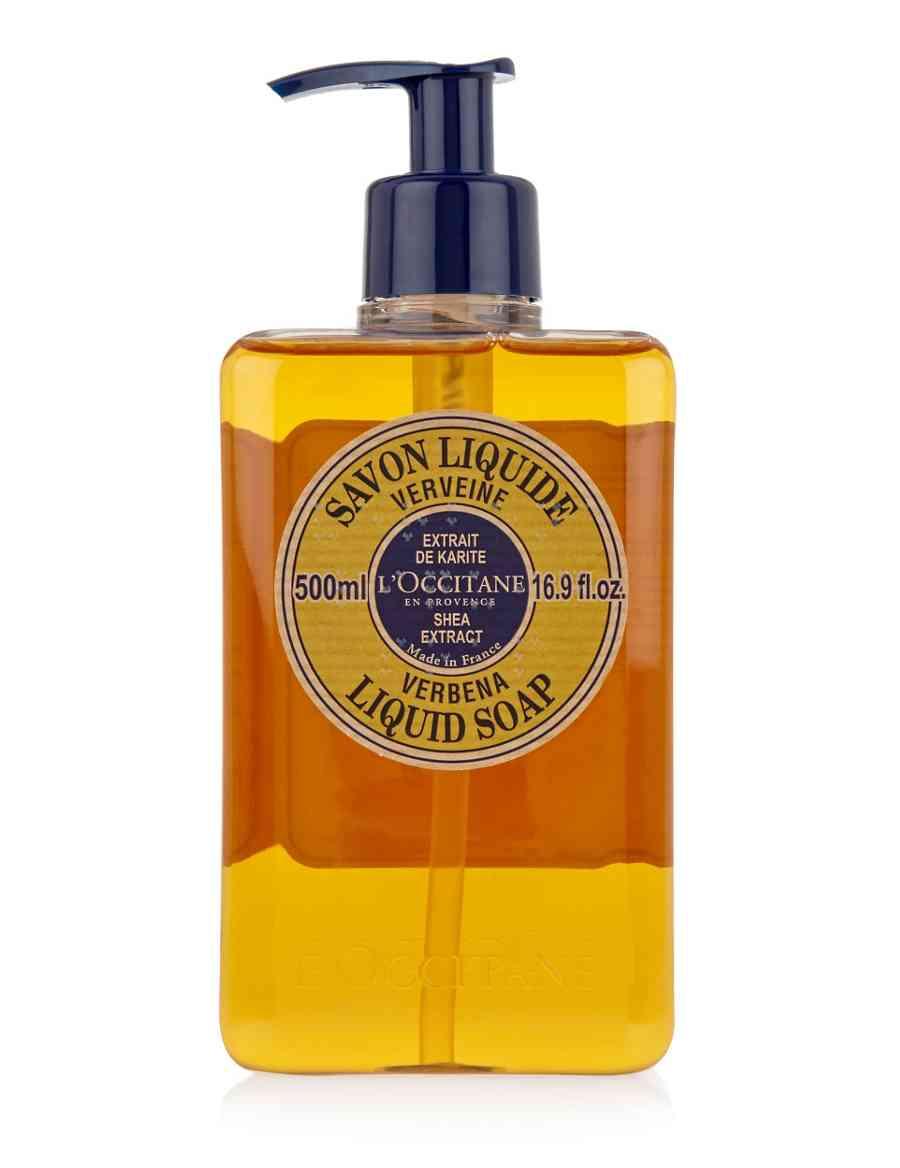 Shea Extract Verbena Liquid Soap 500ml   L Occitane   M S d75c675f15f