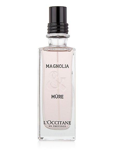Magnolia & Mûre Eau de Toilette 75ml