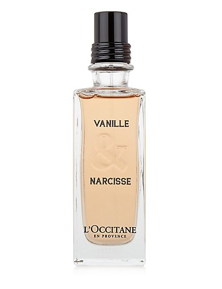 Vanille & Narcisse Eau de Toilette 75ml