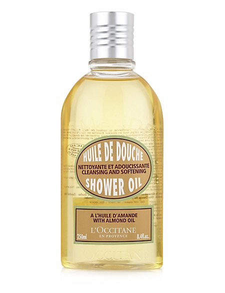 Cleansing & Softening Shower Oil 250ml
