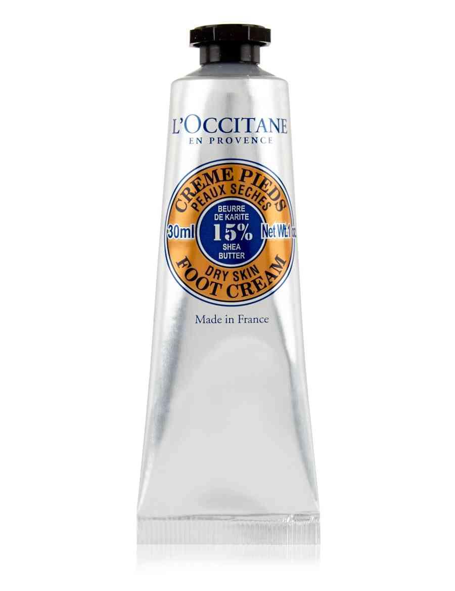 loccitane foot cream