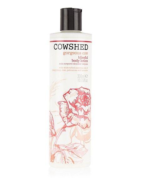 Gorgeous Cow Blissful Body Lotion 300ml