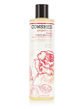 Gorgeous Cow Shower Gel 300ml