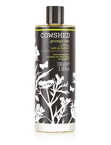 Grumpy Cow Bath & Body Oil 100ml