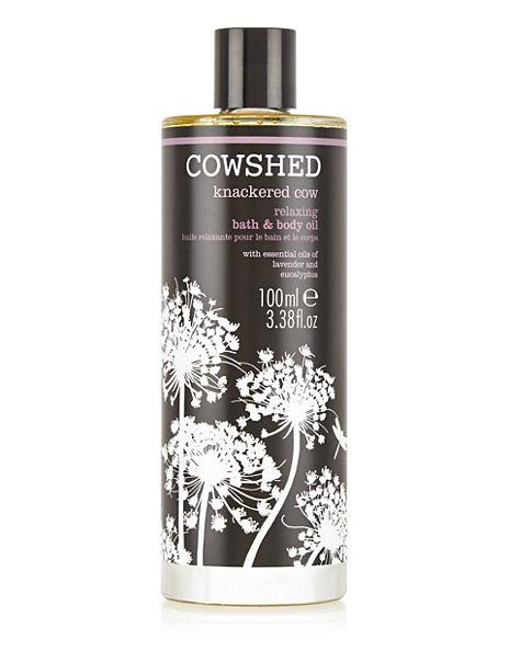 Knackered Cow Bath & Body Oil 100ml