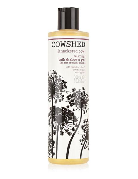 Knackered Cow Shower Gel 300ml