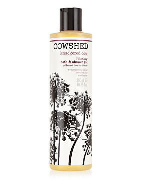Knackered Cow Shower Gel 300ml