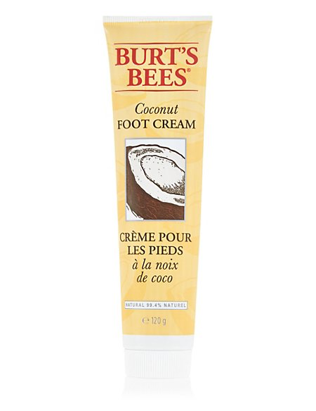 Coconut Foot Cream 120g