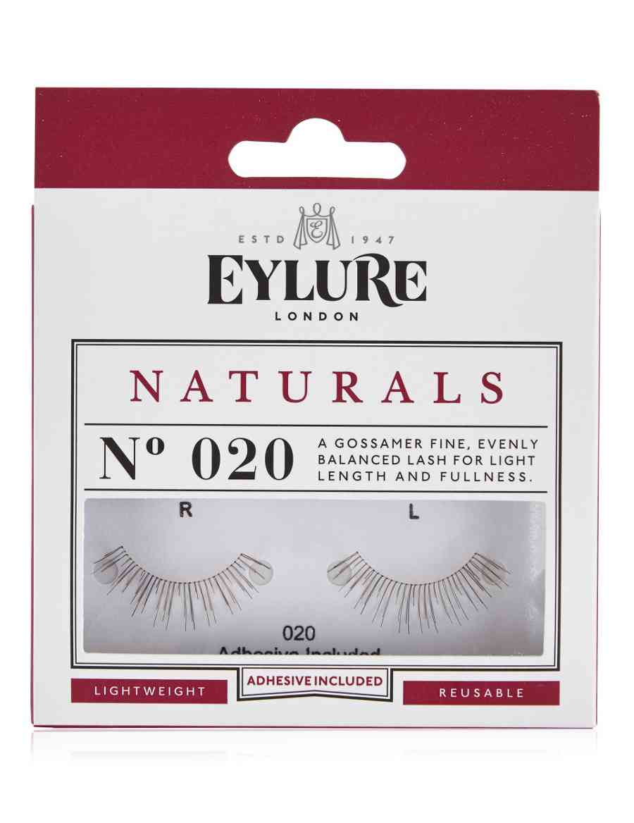 3cd8a493524 Naturals False Eyelashes No. 020   Eylure   M&S