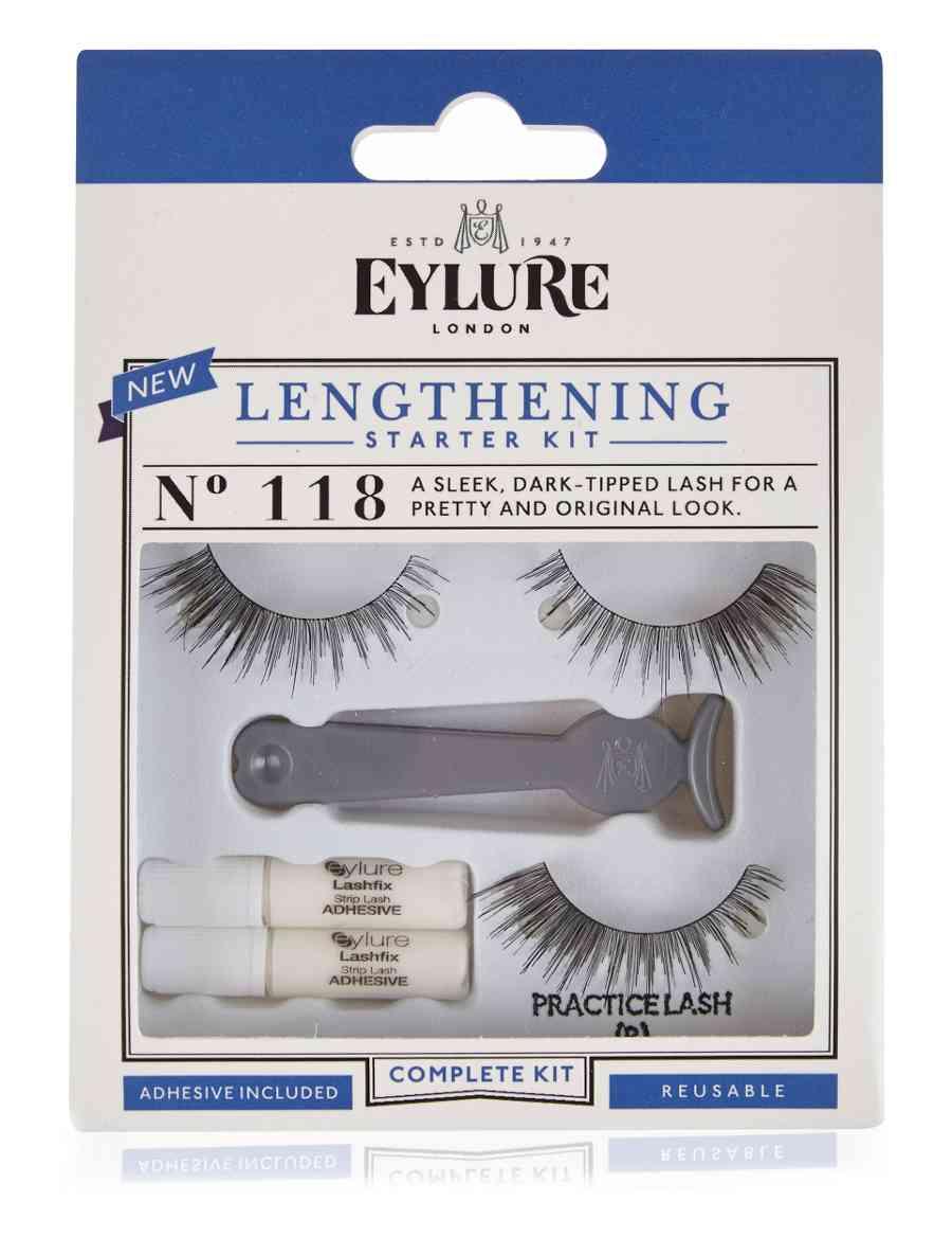 47c1678617e Lengthening Complete Starter Kit No. 118 | Eylure | M&S