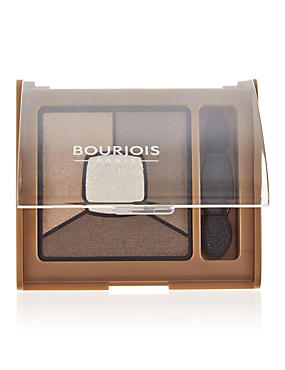 Quad Smokey Stories Eyeshadow Palette 3g