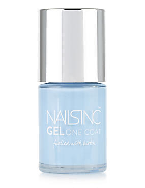 One Coat Gel Nail Polish 10ml