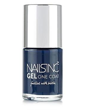 One Coat Gel Nail Polish 10ml