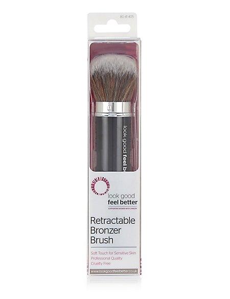Retractable Bronzer Brush