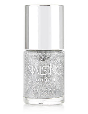 Electric Lane Holographic Top Coat 10ml