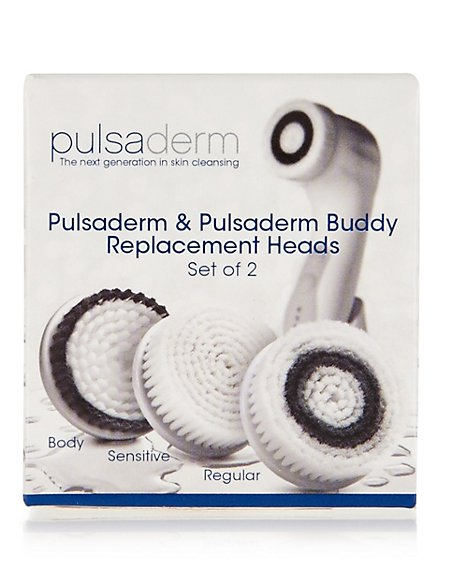 Replacement Brush Heads Super Sensitive (online only)