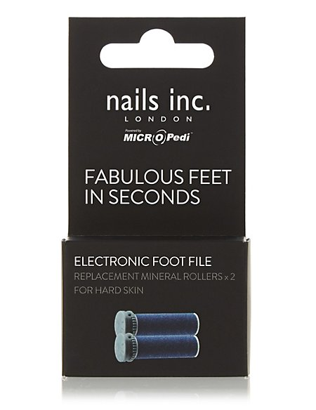 Nails Inc Replacement Rollers
