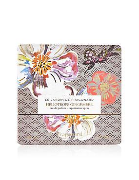 Heliotrope - Gingembre Eau de Parfum 50ml