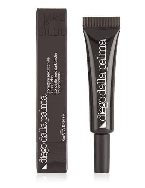 Makeup Studio Concealer Zero Dark Circles Imperfections 8ml