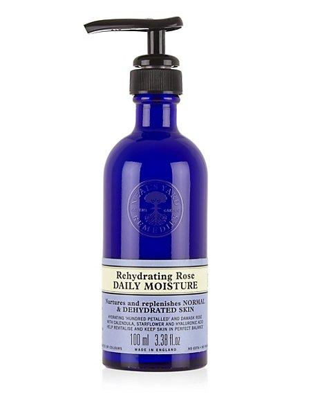 Rehydrating Rose Daily Moisture 100ml