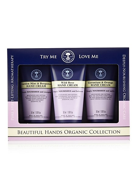 Beautiful Hands Organic Collection