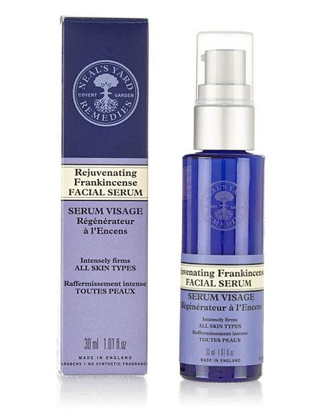 Rejuvenating Frankincense Facial Serum 30ml