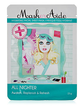 All Nighter- Awaken, Replenish & Refresh Face Mask 23g