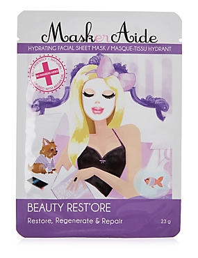 Beauty Rest'ore- Restore, Regenerate & Repair Face Mask 23g