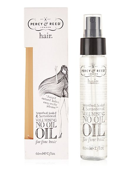 Smoothed, Sealed & Sensational Volumising No Oil, Oil (for Fine Hair) 60ml