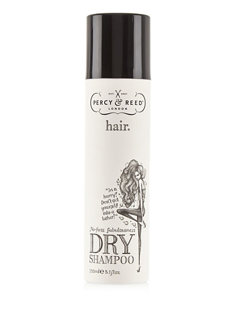 No Fuss Fabulousness Dry Shampoo 150ml