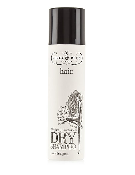 No Fuss Fabulousness Dry Shampoo 150ml