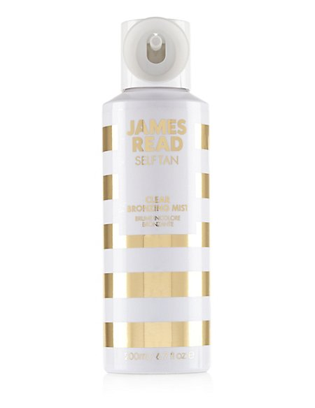 Clear Bronzing Mist Face & Body 200ml