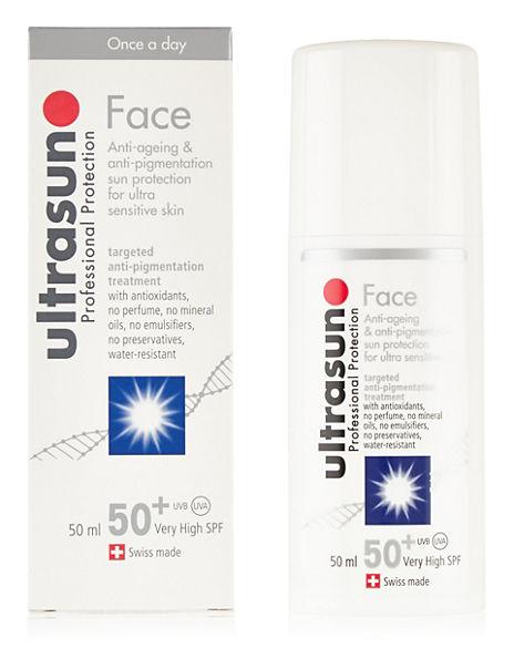 Face Anti-Pigmentation SPF 50+ 50ml