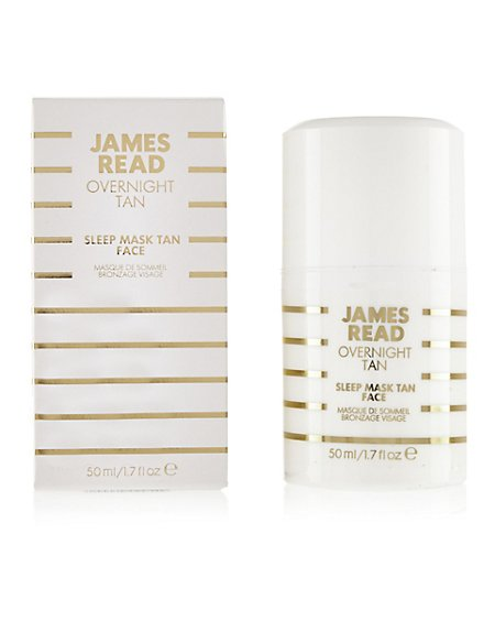Sleep Mask Tan Face 50ml
