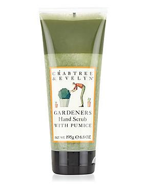 Gardeners Hand Scrub with Pumice 195g