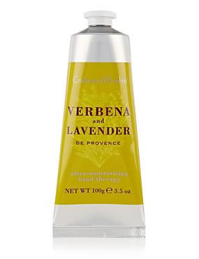 Verbena & Lavender De Provence Ultra Moisturising Hand Therapy 100g