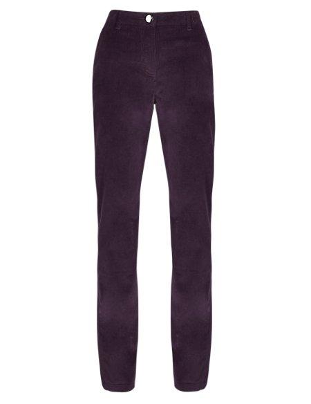 043de3a0697 Product images. Skip Carousel. Roma Cotton Rich Straight Leg Corduroy  Trousers