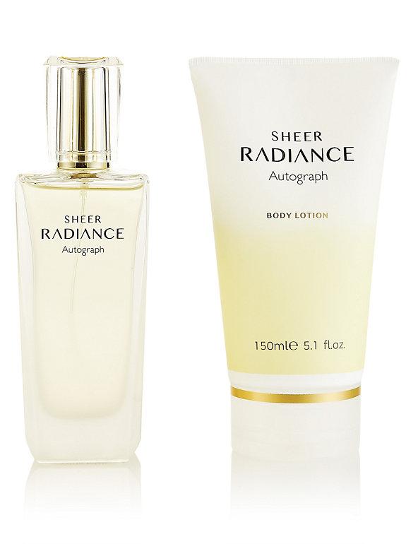 Radiance Fragrance Set   Autograph   M&S