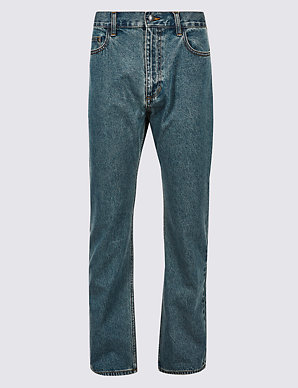 ee4a6c68fd211 Regular Fit Jeans | M&S Collection | M&S