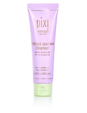 Retinol Jasmine Cleanser 135ml   Pixi   M&S