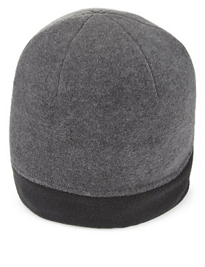 3862ecb47 Reversible Fleece Beanie Hat with Thinsulate™