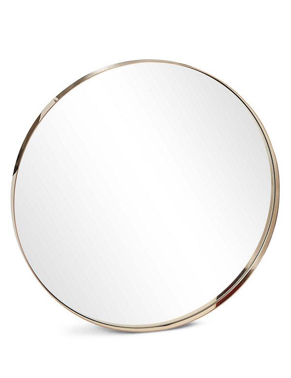 Round Copper Mirror M S, Large Round Copper Mirror Uk