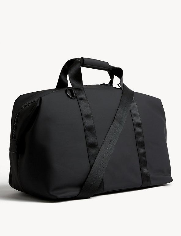 M&S Rubberised Weekend Bag