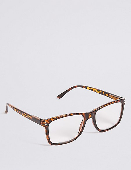 Large Rectangle Reading Glasses