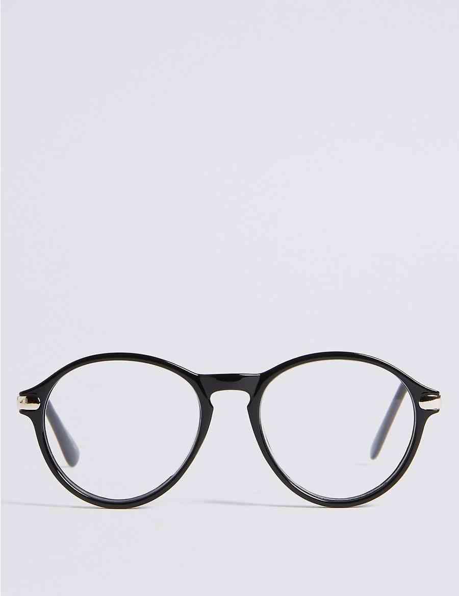 e195de69e2ab Round Reading Glasses