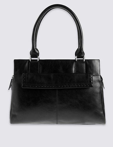 Front Flap Tote Bag