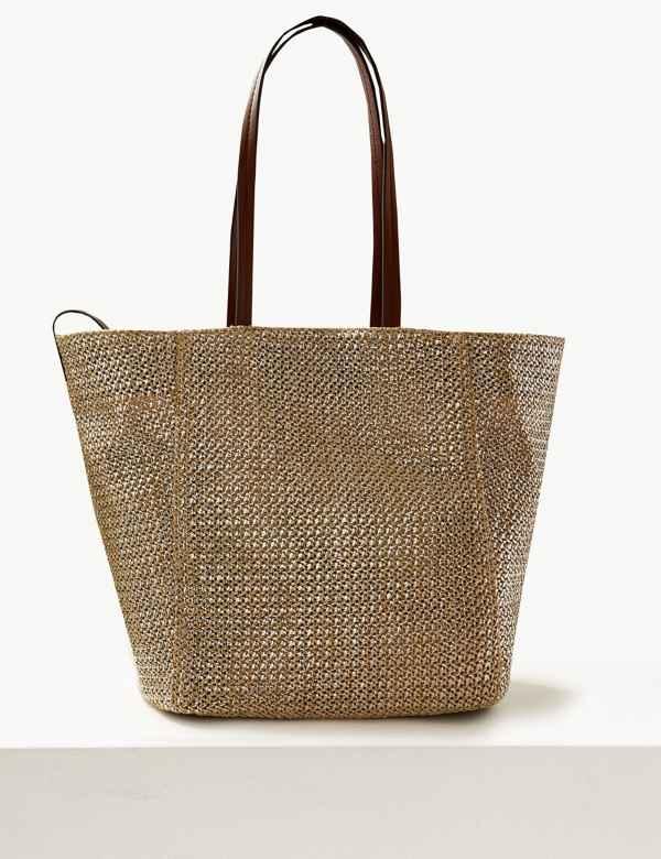 Metallic Tote Bag 32f5274b8
