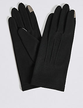 Touch Screen Jersey Gloves