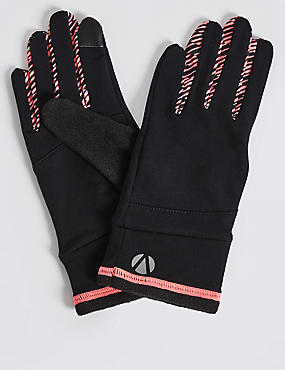 Printed Running Gloves